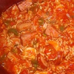 Creole Chicken I recipe
