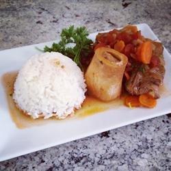 Traditional Osso Buco recipe