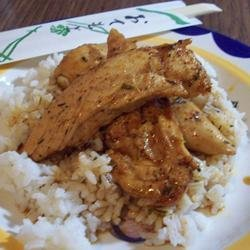 Herbed Sweet 'n' Sour Chicken recipe