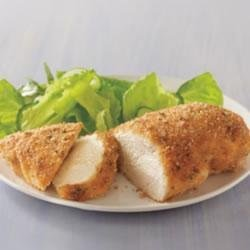 Parmesan Crusted Chicken recipe