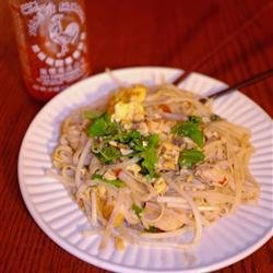 A Pad Thai Worth Making recipe