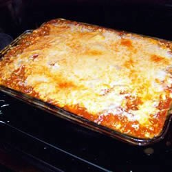 Yummy Lasagna recipe