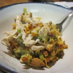 Broccoli Chicken Casserole II recipe