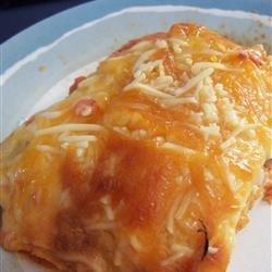 Easy Four Cheese Lasagna recipe