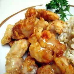 Lemon Chicken II recipe