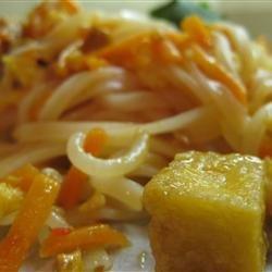 Dad's Pad Thai recipe