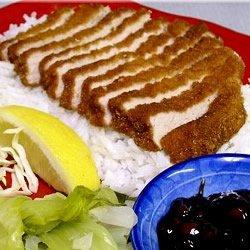 Tonkatsu - Asian-style Pork Chop recipe