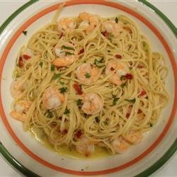 Linguine with Seafood and Sundried Tomatoes recipe