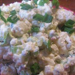 Mock   Potato/Cauliflower   Salad recipe