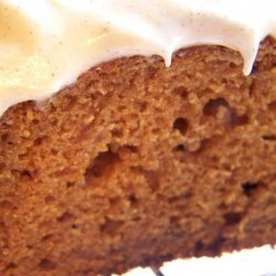 Pumpkin Pie Spiced Bread recipe