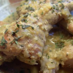 Rabbit With Mustard Sauce recipe