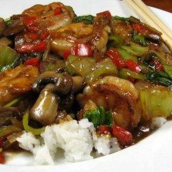 Black Pepper Shrimp recipe