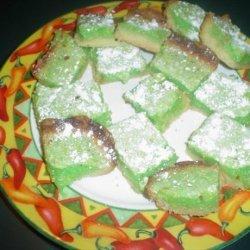 Lime Squares recipe