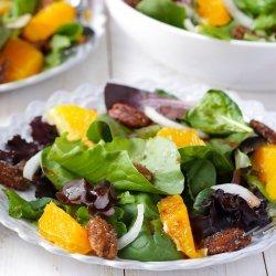 Orange Pecan Salad recipe