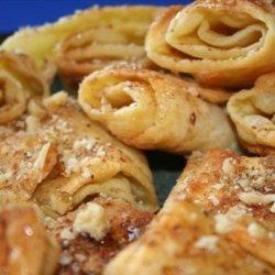 Greek Thiples recipe