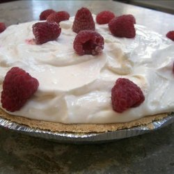 Lemon Berry Pie recipe