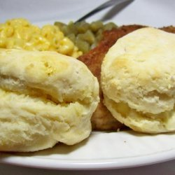 Good Eats Southern Biscuits recipe