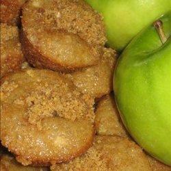 Applesauce Streusel Muffins recipe