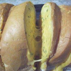 Easy Cheesy Cheddar Bread recipe