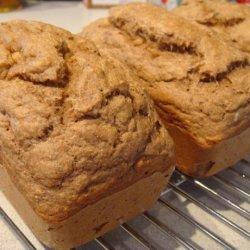 Low Fat Stevia Banana Bread recipe