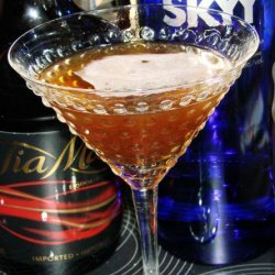 Kahlua Martini (Aka Black Russian) recipe