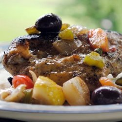 Chicken and Thyme Casserole recipe