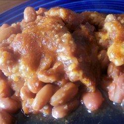 Dr Pepper Baked Beans recipe