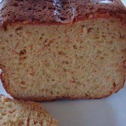 Carrot Pineapple Yeast Bread (Bread Machine) recipe