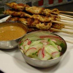 Thai Satay - Marinade recipe