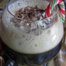 Peppermint Coffee Cream recipe