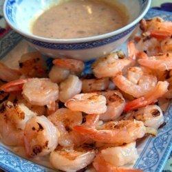 Grilled Prawns recipe