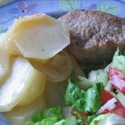 Pork and Potato Bake recipe