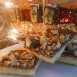 Toffee Bar Cookies recipe