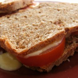 Tomato and Swiss Toasted Sandwich recipe