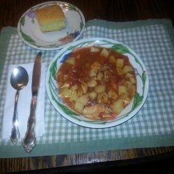 Southern Catfish Stew recipe