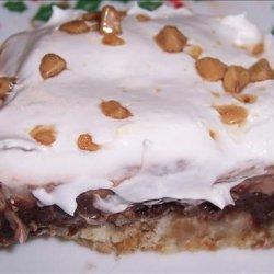 Chocolate Toffee Bar Dessert recipe