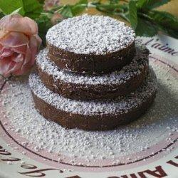 Fudge Mini Cakes recipe