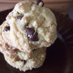 Chocolate Chip 'n Oatmeal Cookies recipe
