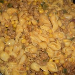 Mexican Macaroni and Cheese recipe
