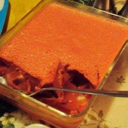 Cherry Cranberry Jello recipe