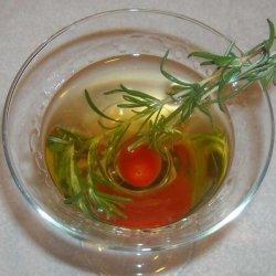 Rosemary Martini recipe