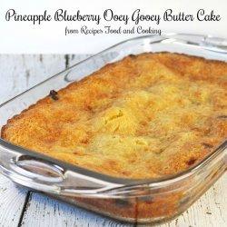 Pineapple Gooey Cake recipe