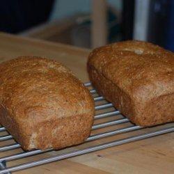 Bill's Flax and Fiber Big Bread recipe