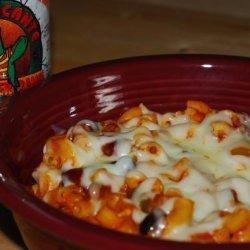 K D Chili Macaroni and Cheese Con Chipotle recipe
