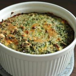 Spinach Rice Casserole recipe