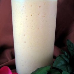 Peach and Pear Smoothie recipe