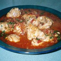 Chicken With Prosciutto, Rosemary and White Wine recipe