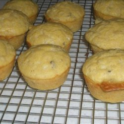 Corn Muffins With Cheese and Nuts recipe