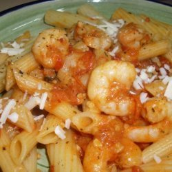 Scampi Ala Doloresa recipe