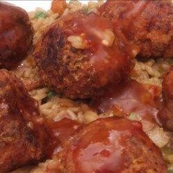 Haitian Style Meatballs recipe